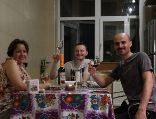 قسمت سوم – خداحافظی از باکو